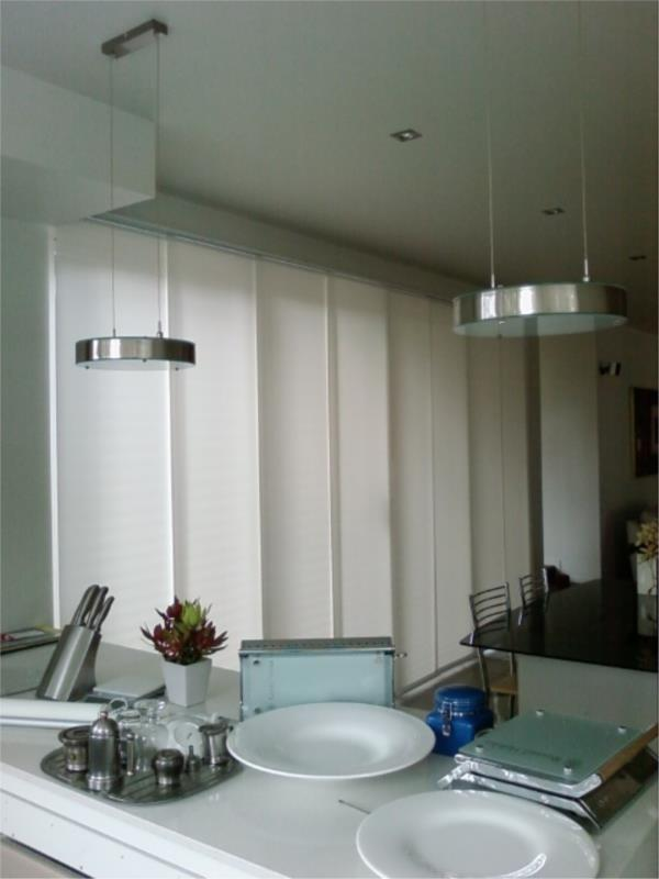 Panel Blinds - Light Filter